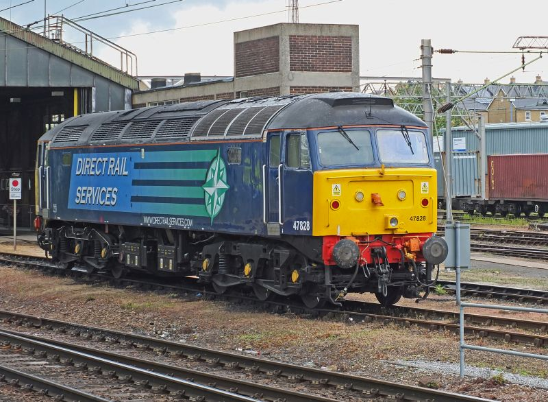 47828 at Colchester