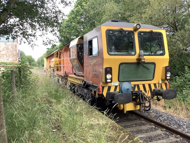 News Section - Dartmoor Railway Supporters Association