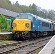Class 45 45060 'Sherwood Forester' at Okehampton