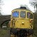 33103 'Swordfish' at the Network Rail / Dartmoor Railway boundary