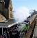 Peppercorn A1 4-6-2 replica 60163 Tornado at Crewkerne with UK Railtours Devon Belle tour