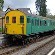 Class 205 Thumper DEMU 1125 at Medstead and Four Marks on the Mid-Hants Railway